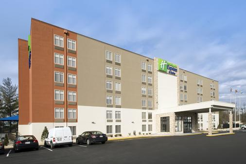 Holiday Inn Express & Suites College Park-University Area - College Park - Building