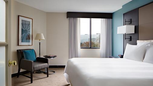 Houston Marriott Westchase - Houston - Makuuhuone