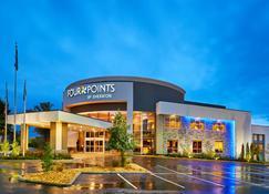 Four Points by Sheraton Little Rock Midtown - Little Rock - Edificio