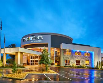 Four Points by Sheraton Little Rock Midtown - Little Rock - Building