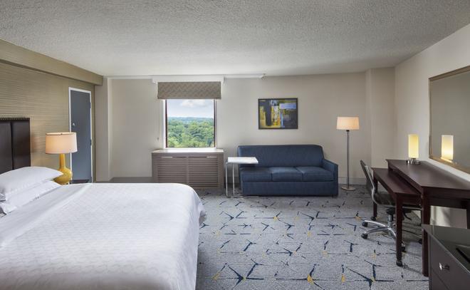 Sheraton Silver Spring Hotel - Silver Spring - Bedroom