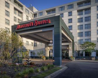 Chicago Marriott Suites Deerfield - Deerfield - Edificio