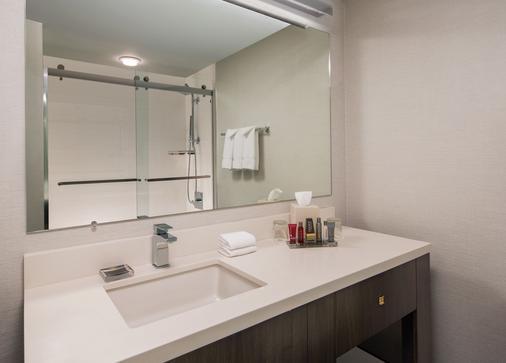 Columbus Marriott Northwest - Dublin - Bathroom