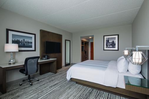 Columbus Marriott Northwest - Dublin - Bedroom