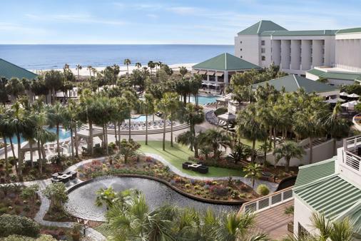 The Westin Hilton Head Island Resort & Spa - Hilton Head Island - Building