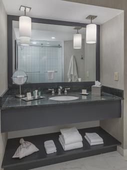Hilton Boston/Woburn - Woburn - Kylpyhuone