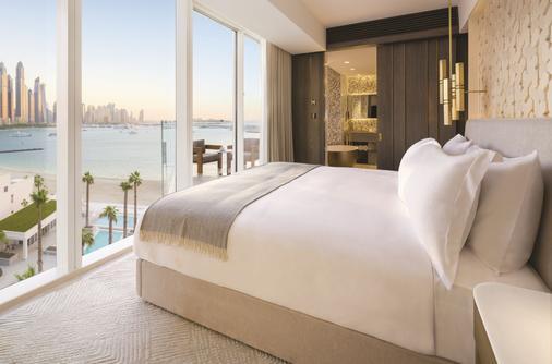 迪拜朱美拉五棕櫚度假酒店 - 杜拜 - 臥室