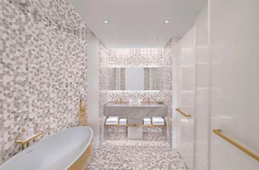 Five Palm Jumeirah Dubai - Dubai - Bathroom