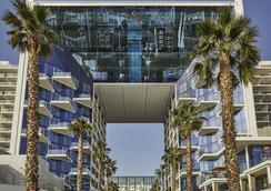 迪拜朱美拉五棕櫚度假酒店 - 杜拜 - 建築