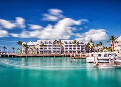 Opal Key Resort & Marina - Cayo Hueso - Vista del exterior