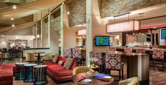 休士頓威斯契斯萬豪酒店 - 休士頓 - 休士頓 - 餐廳