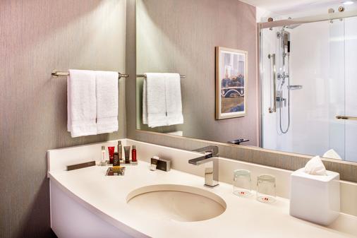 Boston Marriott Burlington - Burlington - Salle de bain