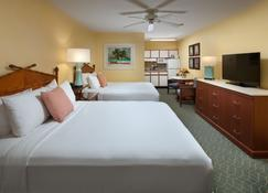 Sunshine Suites Resort - West Bay - Bedroom
