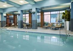 Marriott Hartford/Windsor Airport - Windsor - Pool