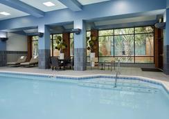 達拉斯/沃斯堡機場南萬豪酒店 - 沃斯堡 - 沃思堡 - 游泳池