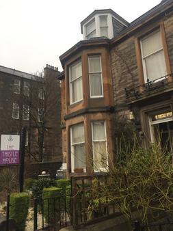 The Thistle House - Edinburgh - Toà nhà