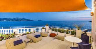 Le Petit Nice Passedat - Marseille - Balcony