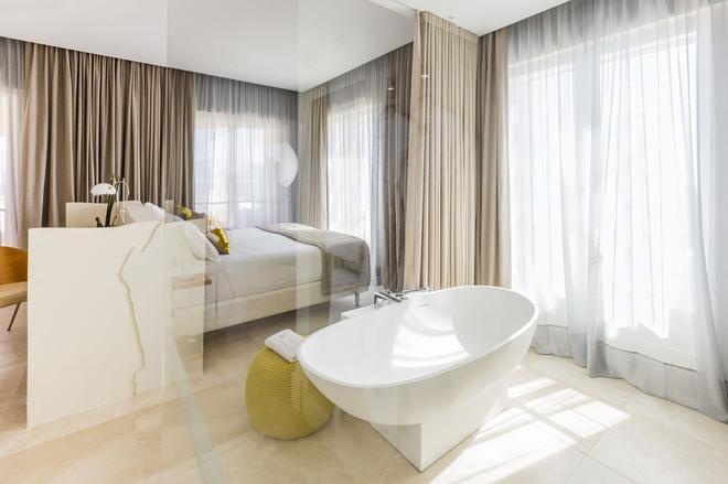 尼斯帕斯達樂拍提酒店 - 馬賽 - 馬賽 - 浴室