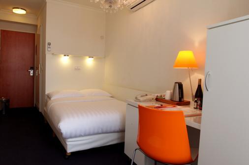 Hotel Multatuli - Amsterdam - Phòng ngủ