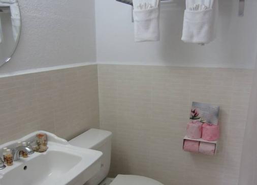 Shalimar Motel - Miami - Baño