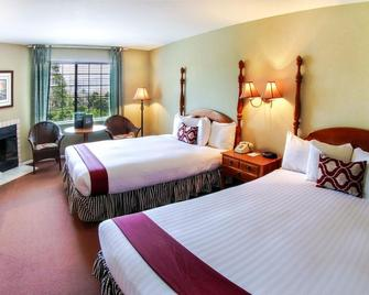 Cambria Pines Lodge - Cambria - Slaapkamer