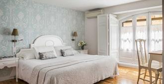 هوتل إنفانتا إيزابيل - شقوبية - غرفة نوم