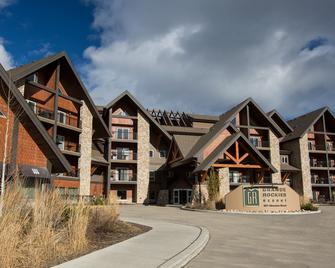 Grande Rockies Resort-Bellstar Hotels & Resorts - Canmore - Building