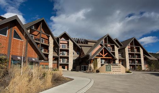 Grande Rockies Resort - Bellstar Hotels & Resorts - Canmore - Edificio