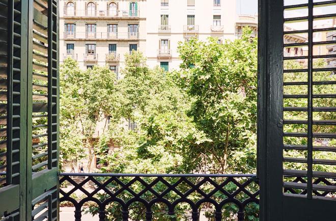 Hotel Casa Bonay - Barcelona - Balcony