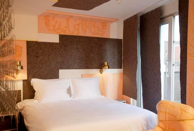 Hotel The Exchange - Amsterdam - Chambre