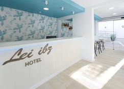 Hotel Playasol Lei Ibiza - Adults Only - Ibiza - Recepción