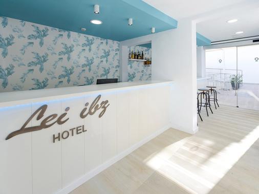 伊維薩島機場雷酒店 - 依比薩 - 伊維薩鎮 - 櫃檯