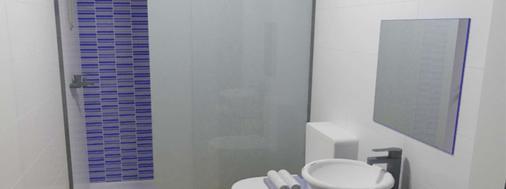 伊維薩島機場雷酒店 - 依比薩 - 伊維薩鎮 - 浴室