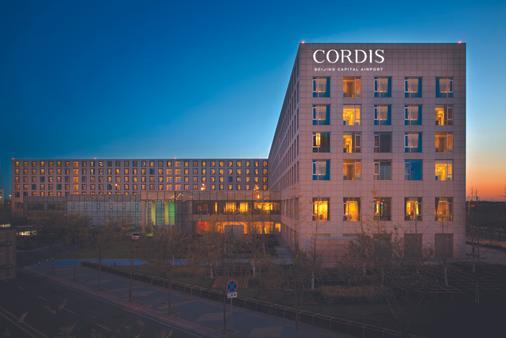 Cordis, Beijing Capital Airport by Langham Hospitality Group - Beijing - Building