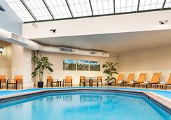 Courtyard by Marriott Seattle Downtown/Lake Union - Seattle - Uima-allas