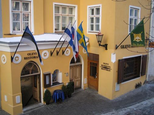 Olevi Residents - Tallinna - Rakennus