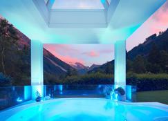 Adler Inn Tyrol Mountain Resort Superior - Hintertux - Piscina