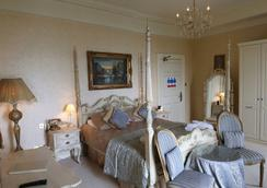 La Haule Manor - Saint Aubin - Bedroom
