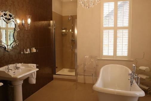 La Haule Manor - Saint Aubin - Bathroom