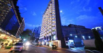 Hotel Century Zona Rosa - Mexico - Bâtiment