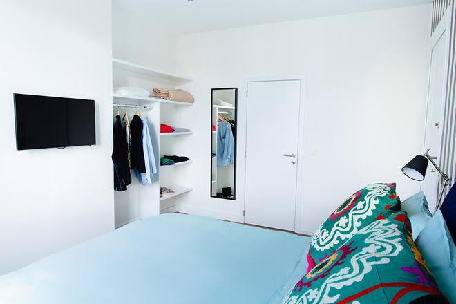 B&B Place Jourdan - Brussels - Bedroom