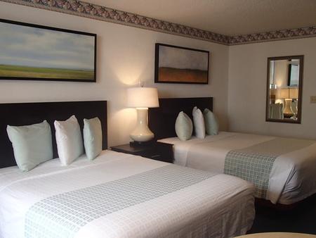 Flamingo Inn Beachfront - Daytona Beach - Schlafzimmer