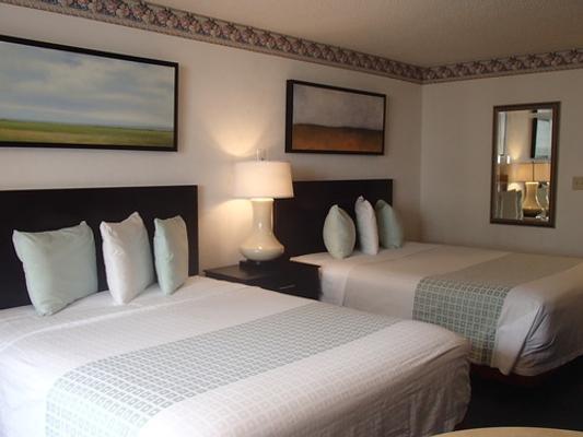 海濱火烈鳥酒店- 代托納海灘 - 代托納比奇 - 臥室