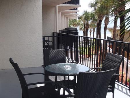 Flamingo Inn Beachfront - Daytona Beach - Balkon