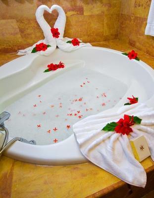 Catalonia Bavaro Beach, Golf And Casino Resort - Punta Cana - Bathroom