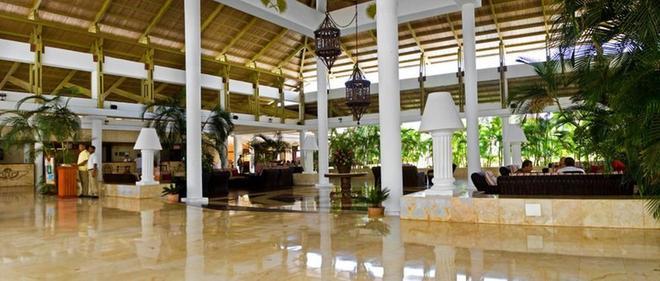 Catalonia Bavaro Beach, Golf And Casino Resort - Punta Cana - Lobby