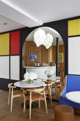 Hotel Du Ministere - París - Sala de estar