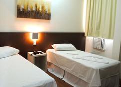 Excellence Comfort Hotel - Divinópolis - Bedroom