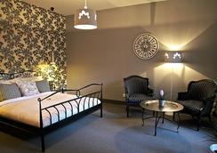 Art Hotel Moon Garden - Vilna - Makuuhuone