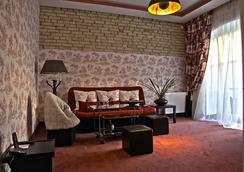 Art Hotel Moon Garden - Vilna - Oleskelutila